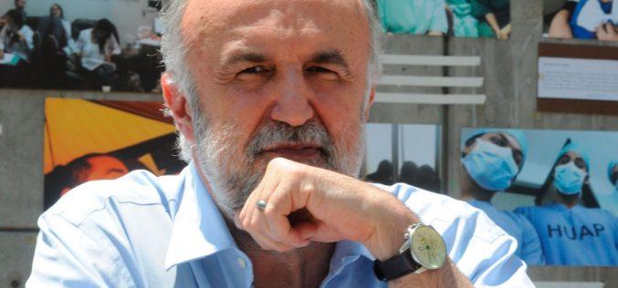"""Marco Antonio de la Parra: """"No saber qué va a pasar es lo que rompe sueños"""""""