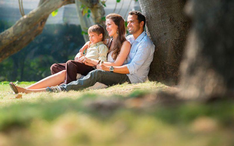 Hijos únicos: Una solución de equilibrio