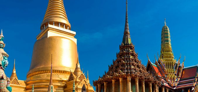 Bangkok, entre lo sagrado y profano