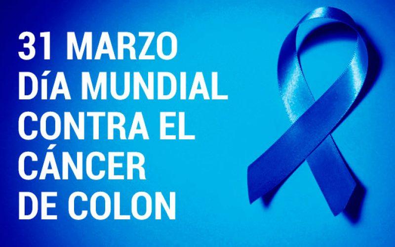 31 de marzo: Día Mundial contra el Cáncer de Colon