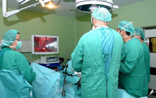 Innovador centro de entrenamiento a distancia para cirujanos