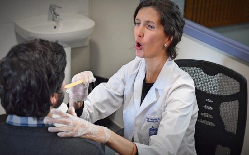 Trabajo multidisciplinario en cáncer de cabeza y cuello