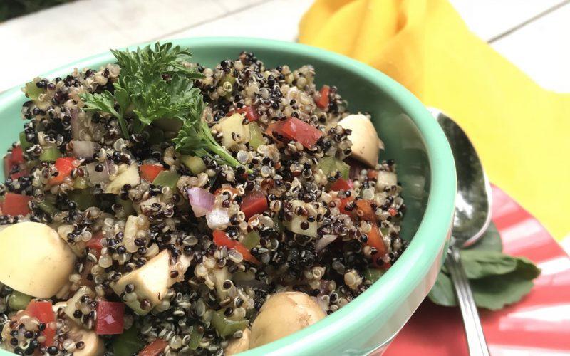 Quínoa: Las bondades para la salud de este noble alimento funcional