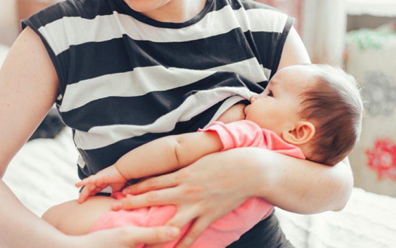 La lactancia materna disminuirá el riesgo de infecciones durante el primer año de vida