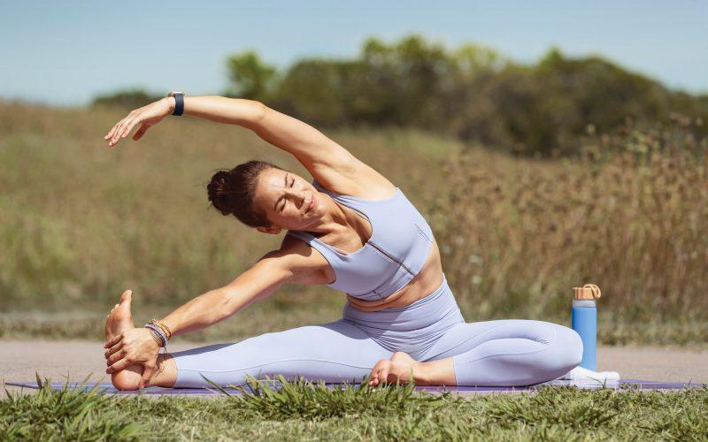 Fitbit: Relojes inteligentes para el manejo del estrés y sensores de temperatura de la piel